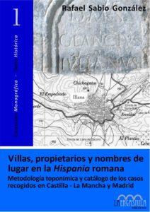 Villas, propietarios y nombres de lugar en la Hispania romana