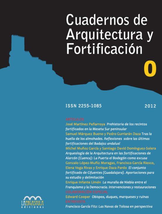 Cuadernos de Arquitectura y Fortificación, nº 0