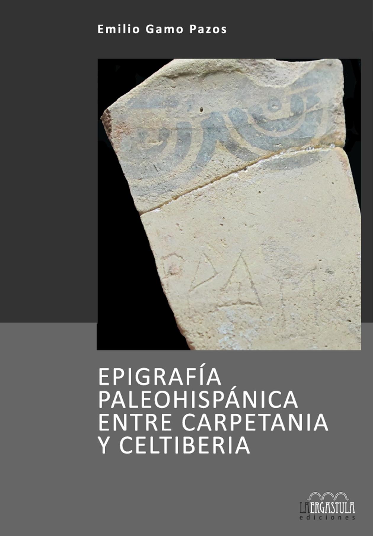 Epigrafía paleohispánica entre Carpetania y Celtiberia