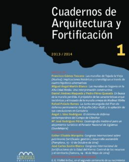Cuadernos de Arquitectura y Fortificación, nº 1