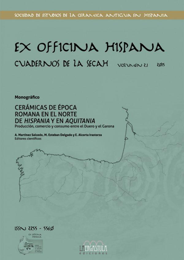 Ex Officina Hispana. Cuadernos de la SECAH, nº 2