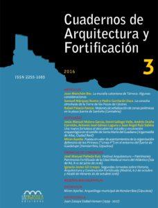 Cuadernos de Arquitectura y Fortificación, nº 3